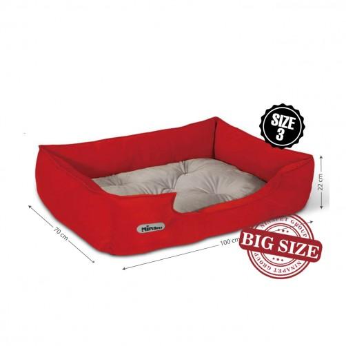 جای خواب سگ U  سایز 3