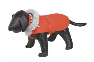 کاپشن کلاه دار مخصوص سگ مدل MARIAN/ طول 48 سانتی