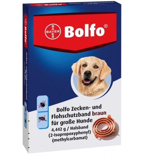 قلاده ضد کک و کنه Bolfo مخصوص سگ های متوسط و  بزرگ