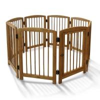 پارک سگ- چوبی با ارتفاع 90 سانتیمتر