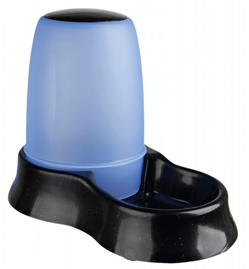ظرف مخزن دار آب  و غذای سگ و گربه - 1.5 لیتری