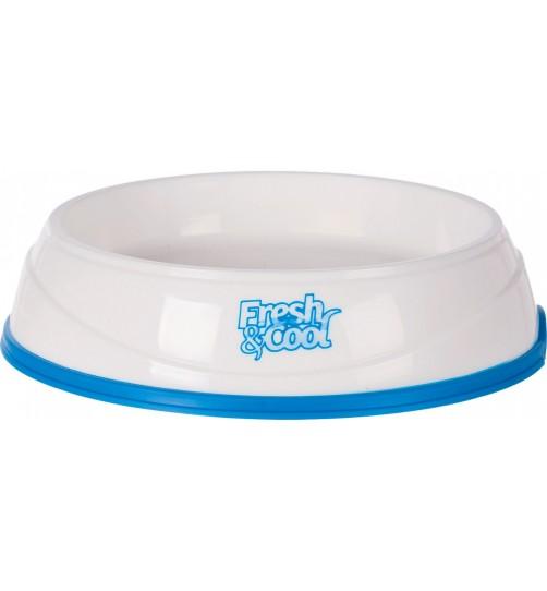 ظرف غذای سگ و گربه با محفظه یخ خشک - 0.25 لیتر