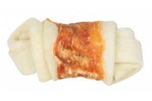 استخوان های گره دار کوچک با روکش فیله مرغ