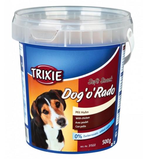 تشویقی سطلی سگ با گوشت مرغ- Dog'o'Rado