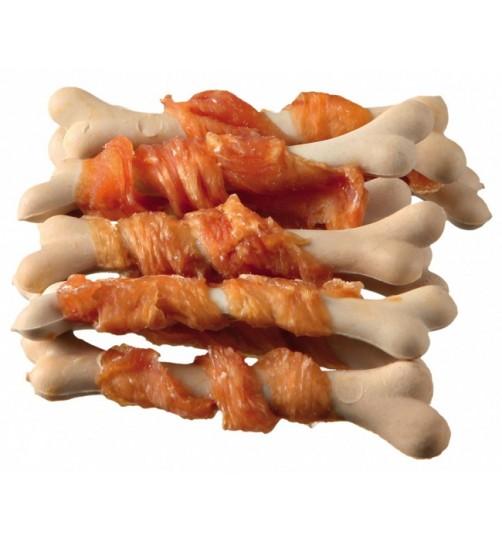 استخوان های تشویقی با فیله مرغ