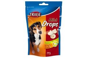 تشویقی سگ - قطره های ویتامینه با طعم شیر- 200 گرمی
