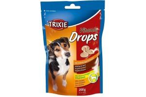 تشویقی سگ - قطره های ویتامینه با طعم بیکن - 200 گرمی