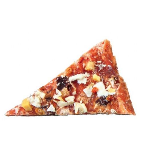 اسنک تشویقی سگ - پیتزای مرغ و پنیر
