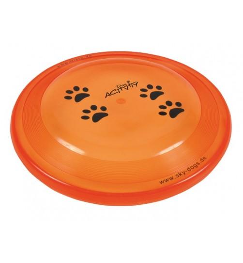 فریزبی پلاستیکی سگ/ سایز کوچک