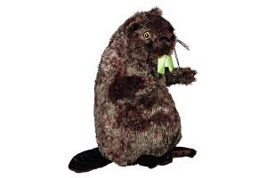 عروسک اسباب بازی سگ با صدای طبیعی حیوان- بیدستر