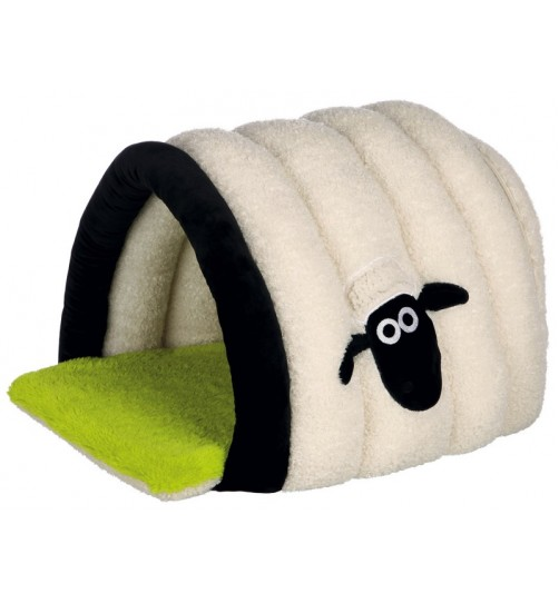 جای خواب مسقف گربه و سگ مدل Shaun the Sheep