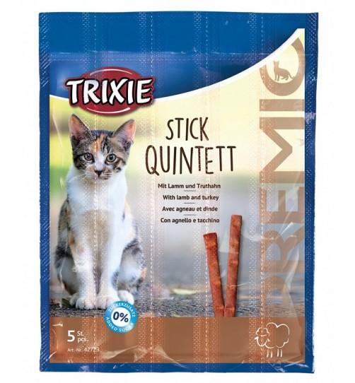 تشویقی میله ای گربه با طعم بره و بوقلمون