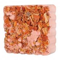 سنگ معدنی جوندگان حاوی تکه های هویج