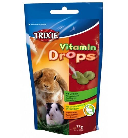 اسنک ویتامینه جوندگان  با طعم سبزیجات