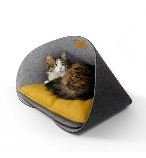 جای خواب  گربه مدل Vimnest - Cave