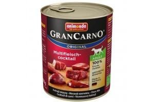 كنسرو كوكتل گوشت مخصوص سگ های بالغ/ 800 گرمی/ Animonda GranCarno Multi Meat Cocktail