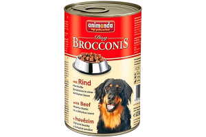 کنسرو BROCCONIS سگ با گوشت گاو - 1240 گرم