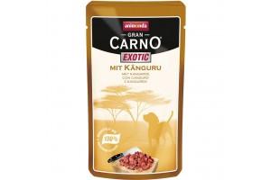 سوپ گوشت کانگرو مخصوص سگ بالغ /125 گرم/ Animonda GranCarno  Exotic with kangaroo