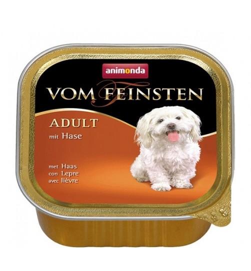کنسرو گوشت خرگوش Vom Feinsten مخصوص سگ بالغ/ 150 گرم