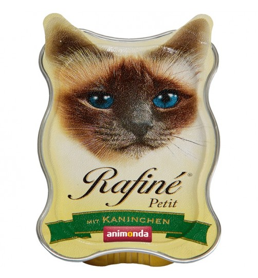 ووم پاته گربه Rafiné با گوشت خرگوش