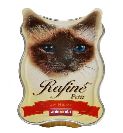 ووم پاته گربه Rafiné با گوشت دل