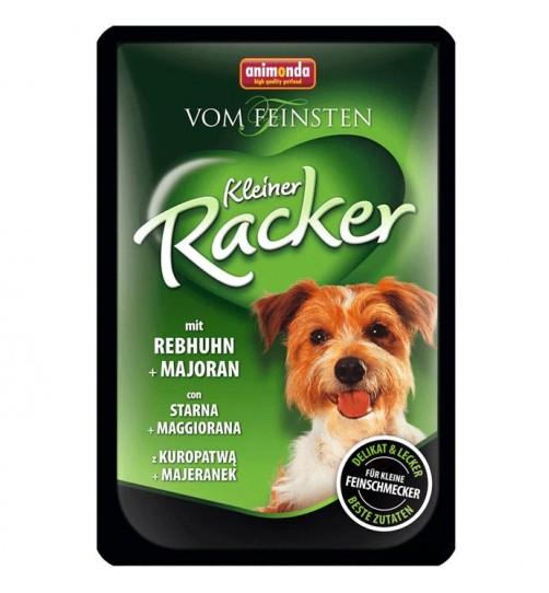 سوپ كبك و مرزنجوش مخصوص سگ بالغ/85 گرم/ Animonda Vom Feinsten Kleiner Racker  with Partridge + marjoram