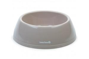 ظرف پلاستیکی آب و غذای سگ در 2 رنگ/ 1.25 لیتری