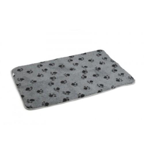 زیرانداز خشک مخصوص باکس و لانه سگ و گربه/ طوسی/ 36×49 cm