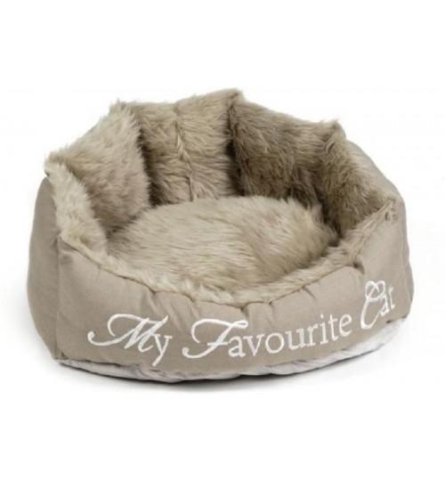 جای خواب گربه و سگ های کوچک مدل My Favourite