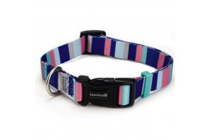 قلاده گردنی سگ مدل Stripes