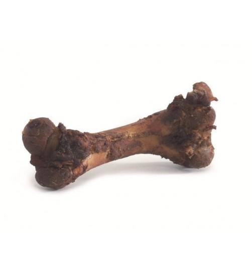استخوان قلم طبیعی دودی شده/ 20 سانتی/ DeliSnacks smoked bone, bulk