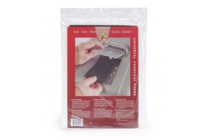 فیلتر بوگیر کربن فعال مخصوص توالت گربه