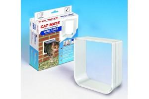 چهارچوب نصب درب تردد داخل دیوار/ Cat Mate wall liner for cat door