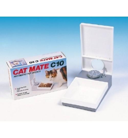 ظرف غذای اتوماتیک سگ های کوچک و گربه/ تک در