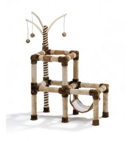 درخت اسکرچر گربه/ ست دو/  Catrix startersset 2