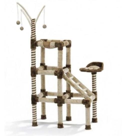 درخت اسکرچر گربه/ ست سه/ Catrix startersset 3