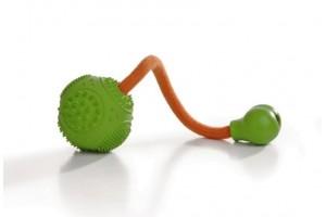 اسباب بازی توپ و طناب دندانی مخصوص  سگ