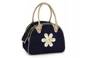 کیف حمل (کریر) مخصوص سگ های کوچک و گربه/ Shiny Flower