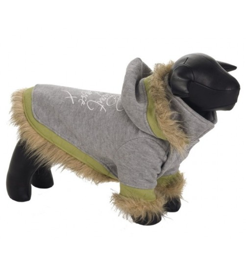 لباس زمستانی سگ مدل اسکیمو hoodie Rebel