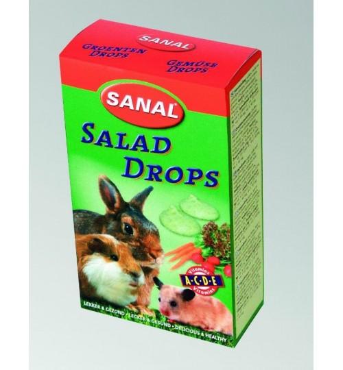 اسنک ویتامینه جوندگان حاوی سبزیجات/ Sanal salad drops