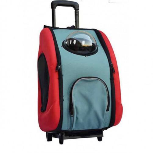 ترالی و کیف حمل حیوانات کوچک - 2 حالته