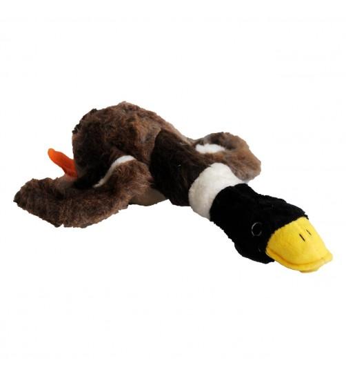 عروسک  اسباب بازی سگ به شکل غاز